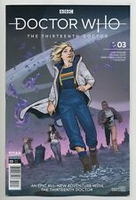 Vault 35 DOCTOR WHO 2015 FOUR DOCTORS #3 Subscription Photo Cover Comic NM