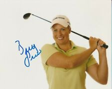 BRITTANY LINCICOME SIGNED LPGA GOLF 8x10 PHOTO #4 Autograph PROOF