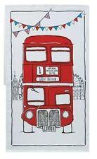 Schizzo London Bus asciugamani britannica souvenir regalo