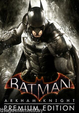 BATMAN ARKHAM KNIGHT PREMIUM EDITION [PC] STEAM key