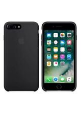 BLACK ORIGINAL GENUINE Apple Silicone Case for iPhone 7 Plus 5.5""