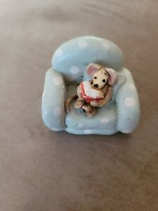 Miniature Mouse By Louise Dalby Designs