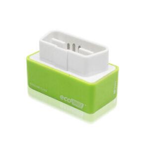 1X Fuel Saver Eco OBD2 Benzine Economy Tuning Box Chip For Petrol Car Gas Saving