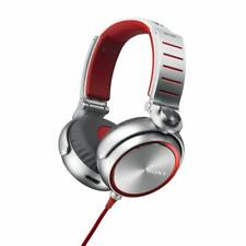 """Sony MDR-XB920 (MDRXB920/R) Red On-Ear Extra Bass """"XB"""" Series Stereo Headphones"""