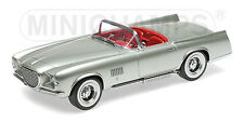 Minichamps 107143030 - CHRYSLER GHIA FALCON - 1955 - LIGHT GREEN METALLIC   1/18