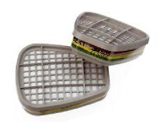 3M K6059 - Filtre antigaz et vapeurs ABEK1 pour série 6000 et 7000 lot de 2