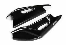 APRILIA RSV4 V4R 2009-2015 Carbon Fiber Swingarm Covers Panels Protectors Guards