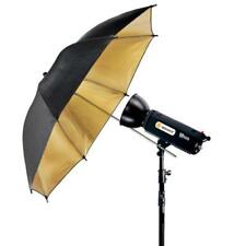 Photography Umbrella For Lamp Photo Studio Kit Light Reflector Soft Gold