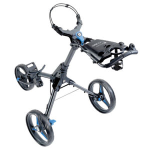 Motocaddy Golf Cube 3-Wheel Foldable Push Cart NEW