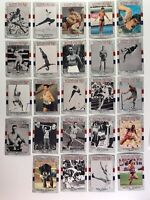 1991 Impel U.S. Olympic Hall of Fame Set of 24 Cards EUC (Lot 1)