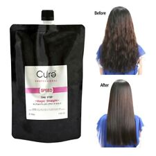 Cure One Step Japanese Magic Hair Straightening Treatment 500g(17.6 oz)