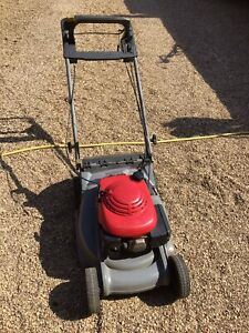 Honda HRB475/476 Mower Breaking For Parts Spares - NOT COMPLETE MOWER FOR 99p