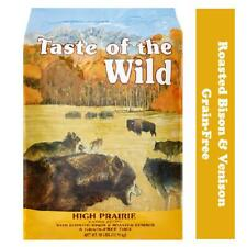 Roasted Bison & Roasted Venison High Prairie Dry Dog Food, 28 lb, New