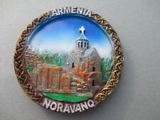 Noravank Monastery Armenia  -  3D  FRIDGE MAGNET SOUVENIR