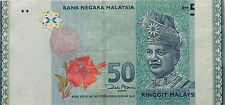 RM50 Zeti sign Error Note (Missing Security Thread) FC 6134806