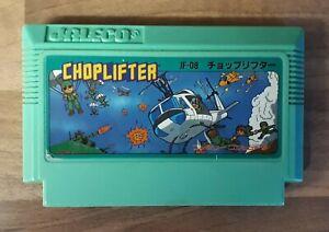 NES Famicom Choplifter
