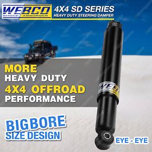 Webco 4X4 Big Bore Steering Damper for Mitsubishi L300 Express Starwagon Delica