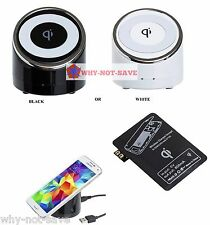 Wireless External charger Charging Pad Receiver for All samsung galaxy & Note 3