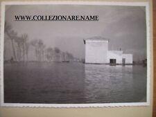 FOTOGRAFIA ALLUVIONE POLESINE PHOTO FLOOD ITALY POLESINE 1951 (G3)( 9 )