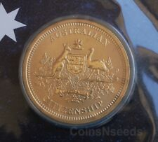 $1 Coin 2012 Australian Citizenship Commonwealth Coat of Arms P Perth Mint mark
