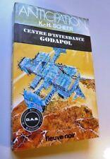 ANTICIPATION FLEUVE NOIR -  N° 1016 CENTRE D'INTENDANCE GODAPOL - K H SCHEER