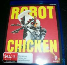 Robot Chicken: Season 5  (Australia Region B) Bluray - New (Not Sealed)