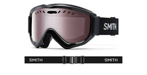 SMITH Knowledge OTG Goggle - NEW - Over The Glasses - LIFETIME Smith Warranty