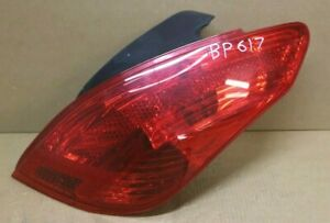 1 GENUINE PEUGEOT 308 FACELIFT RIGHT TAIL LAMP LIGHT 9680425880 GOOD CONDITION