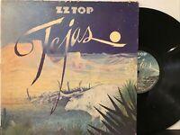 ZZ Top – Tejas LP 1975 London Records – PS 680 VG+/VG+