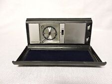 Admiral Model PCR231 Traveling Alarm Clock Radio with Kickstand for Parts