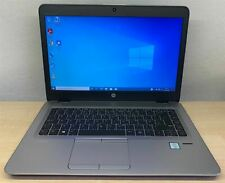 HP EliteBook 840 G3 Intel Core i5-6200U @ 2.30GHz 8GB 256GB SSD Windows 10 Pro