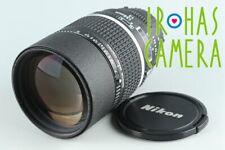 Nikon AF DC-Nikkor 135mm F/2 Lens #26582 A6