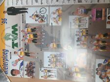 Cyclisme, ciclismo, radsport, wielrennen, cycling, POSTER TVM 1996