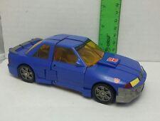 Sideswipe Transformers Armada Figure 2002 Hasbro Takara Used Autobot