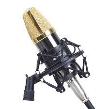 Koolertron 50MM Microphone Shockproof Mount For 48mm-54mm Diameter Condenser Mic