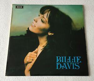 BILLIE DAVIS~SELF TITLED~1970 UK 12-TRACK STEREO VINYL LP RECORD~DECCA SKL 5029