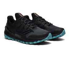 Saucony Hombre Xodus ISO 3 Correr Zapatos Negro Deporte Transpirable