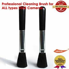 2X Cleaning Brush Lens System,Cleans all Camera Lenses,Telescopes,Binoculars,LCD