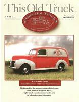 1941 Ford Panel Delivery, L-112 IHC, Autotrac Field Car