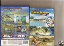 Locale BASS FISHING DUEL PLAYSTATION 2 PS2 RARO PS 2