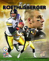 Ben Roethlisberger Pittsburgh Steelers 8 X 10 Photo AAGN016