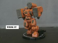 "Thor ""Hurtado Noel' - Mechwarrior expediente W (FP-119)"