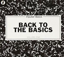 Impulse! Basics-Back to the Basics 1 (1996) Michael Brecker, Horace si [CD album]