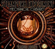 NEW Steampunk Experiment (Audio CD)