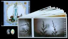 9 postcards + 2 pins + CD music album Christmas in Medjugorje Gospa Međugorje