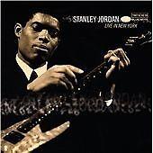 Stanley Jordan - Live in New York (Live Recording, 1998) CD ALBUM EX CONDITION