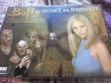 BUFFY VAMPIRE SLAYER ORIG BOARD GAME FRENCH LANGUAGE-MENACE SUR SUNNYDALE UNOPEN
