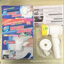 Baignoire brosse de nettoyage multifonctionnel électrique Magic Clean Maître