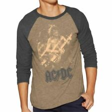 Unbranded Long Sleeve ACDC T-Shirts for Men