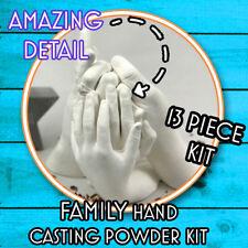 Excellent Value -Family Hand Casting Kit Alginate Plaster Kits Hand Mould